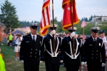 Bellevue Fire and Police Department Honor Guard